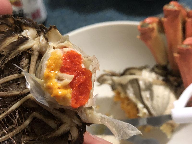 大闸蟹和香蕉可以同食吗