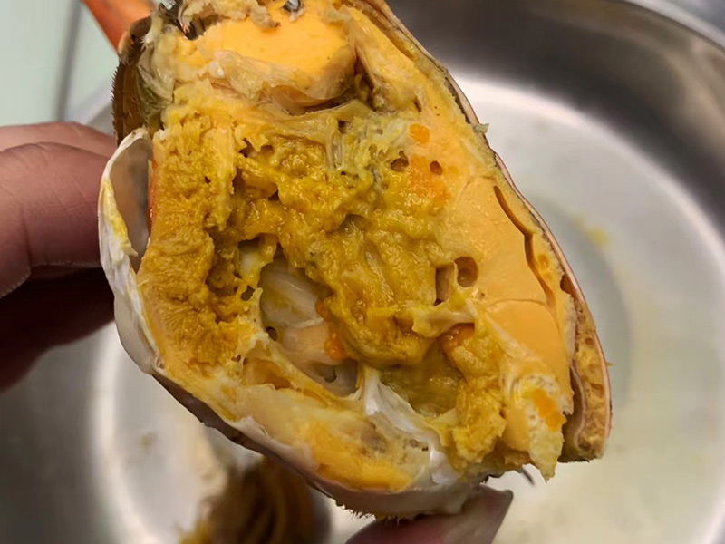 黄油蟹多少钱一斤